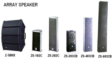 Speaker Zs 202c selyaproduct