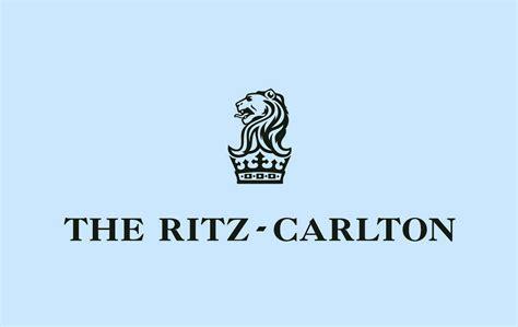 ritz carlton the ritz carlton hotel company unveils new logo business