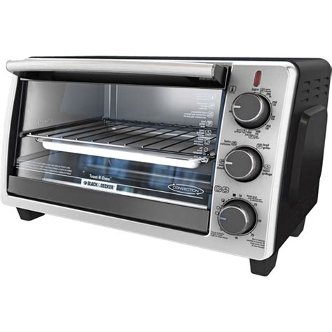 Toaster Oven Manual Black Amp Decker 6 Slice Countertop Convection Oven