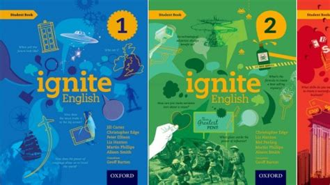 libro ignite english student book ignite english by jill carter christopher edge peter ellison liz hanton martin phillips
