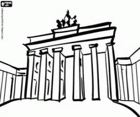 monuments and other sights in europe coloring pages