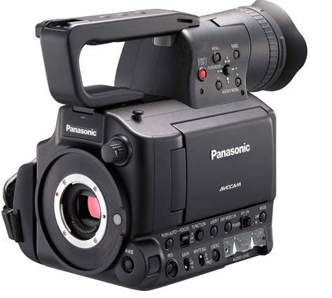 Panasonic Hd 100 Am panasonic ag af100 micro 4 3 pro hd camcorder