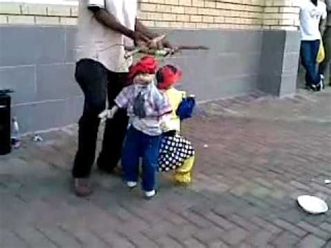 dancing puppets south africa funny youtube