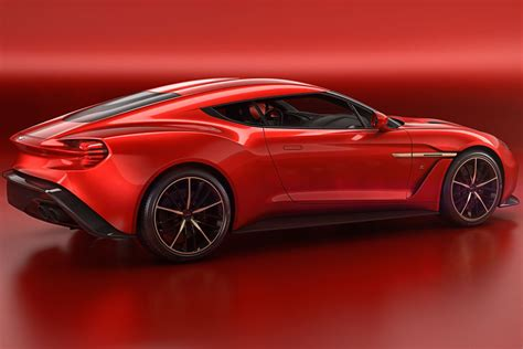 zagato car aston martin s most beautiful car in years is the vanquish