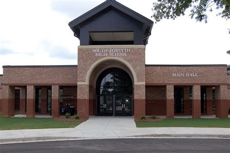 School Search By Address South Forsyth High School
