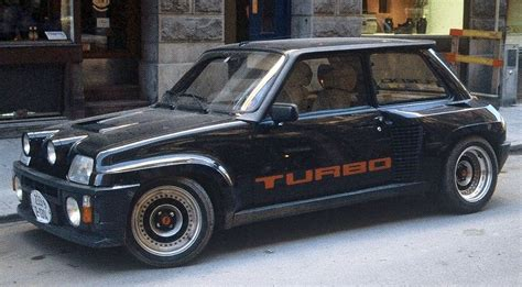 renault 5 turbo maxi specs photos and more on