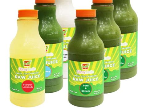 Different Types Of Detox Juices by Clean Up Your Act With These Local Juice Cleanses And