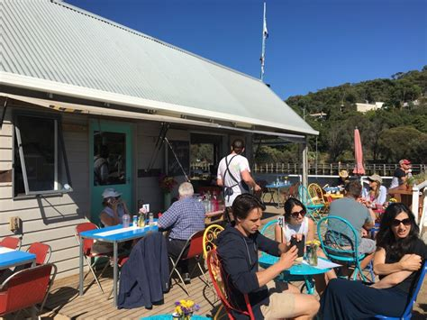 cafe swing swing bridge cafe lorne melbourne