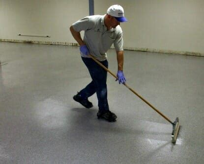 10 reasons to add a clear top coat to an epoxy garage floor all garage floors