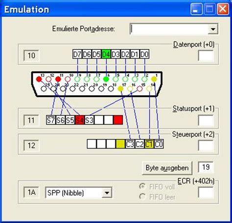 parallel port test usb to lpt driver windows 7