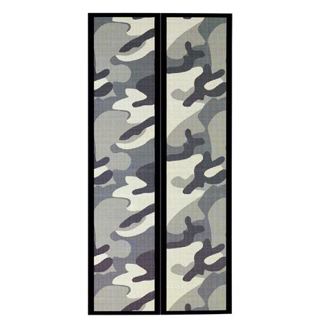 Screen Door Magnetic Closure by Portable Screen Door Magnetic Closure Camo Design Doors