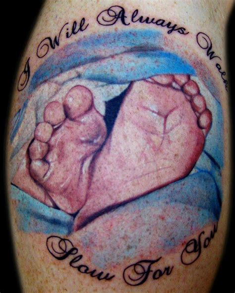 baby foot tattoo designs 100 s of baby design ideas pictures gallery