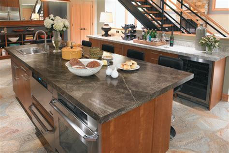 Laminate Bar Top by Home Seaway Countertops