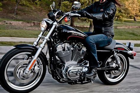 Motorrad Usadas by Nueva Xl883l Superlow De Harley Davidson Motos Motos