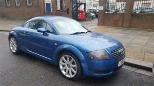 2001 Audi Tt Quattro Problems Sell Audi Tt Quattro Special Edition Mk1 2001 Turbo
