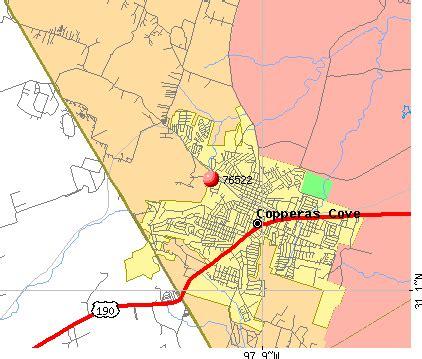 map of copperas cove 76522 zip code copperas cove profile homes