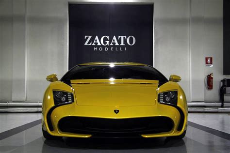 zagato lamborghini lamborghini 5 95 zagato still looks ugly in yellow