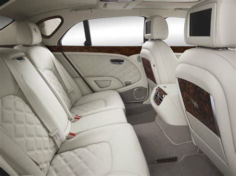 Bentley Announces Mulsanne Birkin Edition