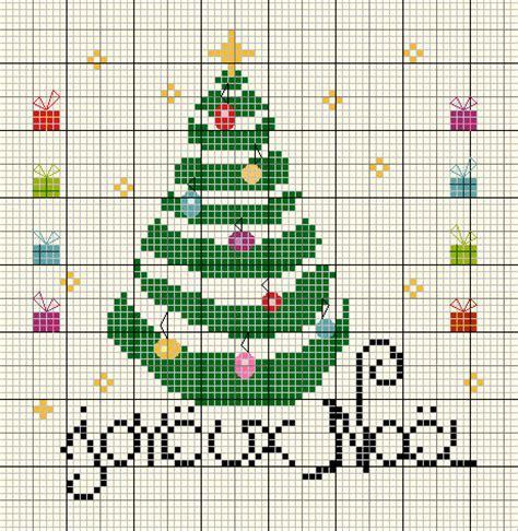 Grilles Point De Croix Gratuites à Imprimer by Point De Croix Grilles Gratuites A Imprimer Noel