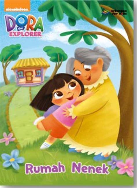 Buku Anak Ke Rumah Nenek Koki 1 bukukita the explorer rumah nenek 1