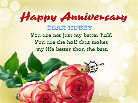 Wedding Anniversary Greetings Husband by Anniversary Wishes For Husband Pictures Images Page 3