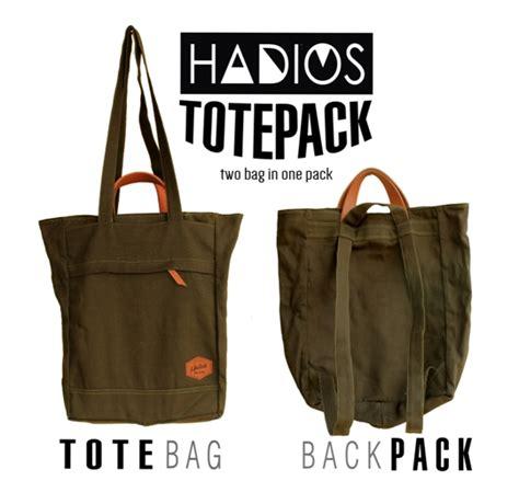 Tas Ransel Canvas Laptop Cover Cst033 Merah hadios supply totepack canvas tas totebag backpack