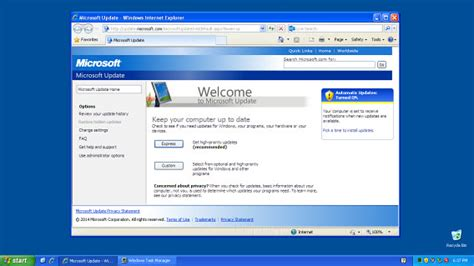 Website Microsoft How To Keep Using Xp After Support Ends How To Softonic
