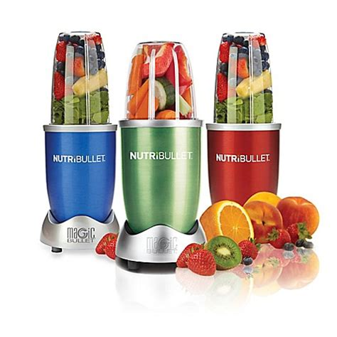 magic bullet bed bath and beyond magic bullet 174 nutribullet 174 bed bath beyond