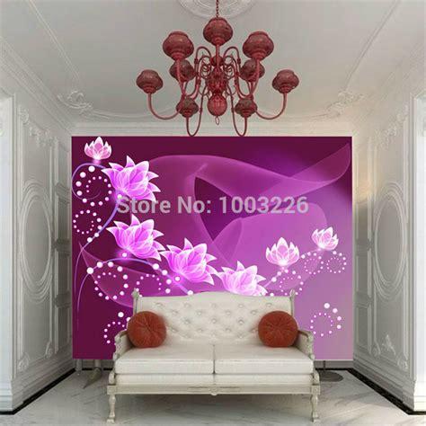 large flower wall murals purple flower vine background large wallpaper custom wallpaper 3d tv wall mural murals wall