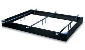 steel hotel bed bases