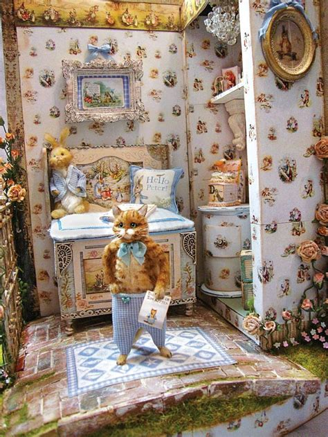 beatrix potter dolls house 8 best wildlife mood board images on pinterest doll houses dollhouses and wildlife