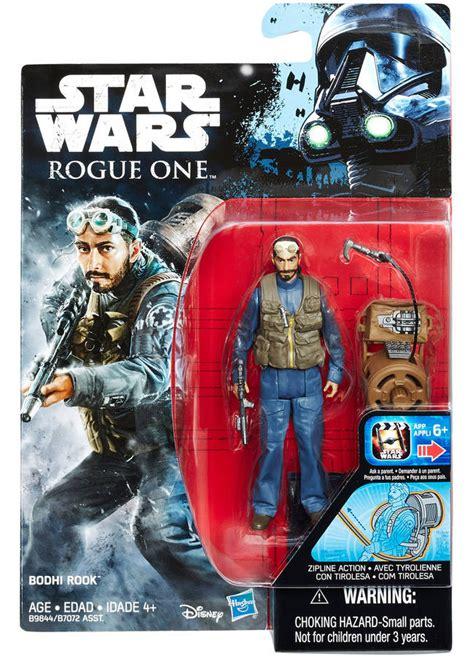 Hasbro Wars Rogue One 3 75 Galen Jyn Erso Figure Wave 4 New In S toyzmag 187 rogue one les images de la wave 3 des