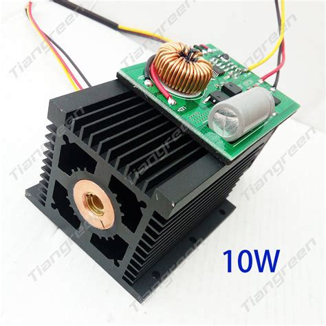 diode marking h48 aliexpress buy ttl modulation 445nm pulse10w blue laser module 450nm 10000mw lazer diode