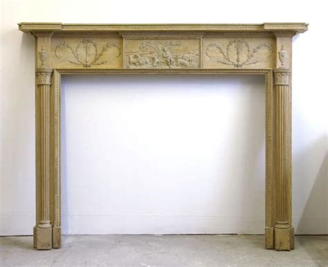 antique georgian fireplace no 74 thistle