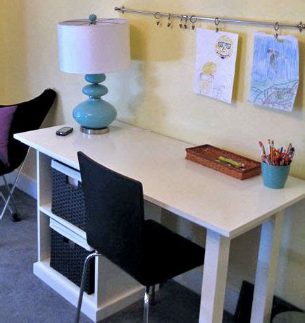 Small Desk Plans White Modular Office Small Desktop Diy Projects