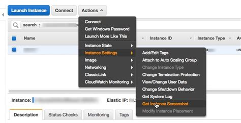 aws admin console your windows server ec2 instance boot thinking aloud