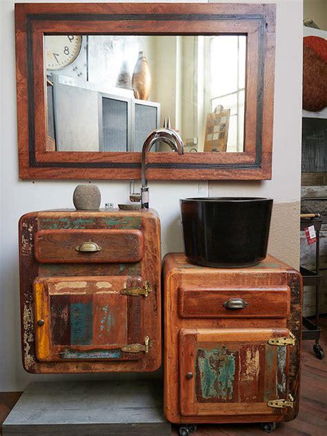 mobili bagno vintage mobile bagno vintage vecchia ghiacciaia nuovimondi