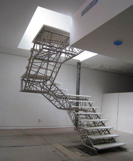 Industrial Stairs Design Industrial Style Truss Staircase Design The Architect Inside Staircase Design