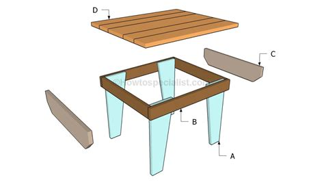 how to build a table how to build a small table howtospecialist how to