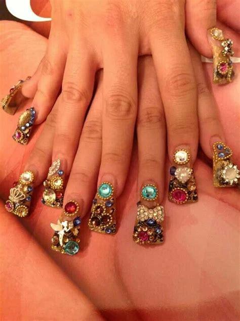 imagenes de uñas acrilicas estilo sinaloa las 25 mejores ideas sobre u 241 as estilo sinaloa en