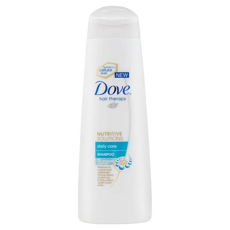 Sho Dove Hair Therapy dove daily care shoo 250ml groceries tesco groceries