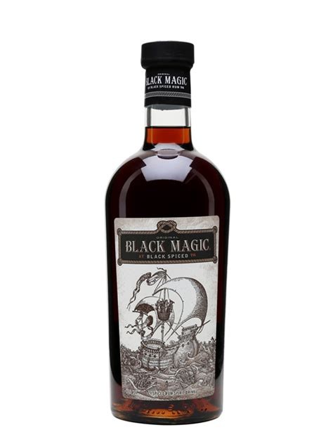 spiced rum black magic spiced rum the whisky exchange