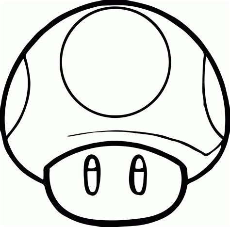 toad coloring pages from super mario coloring home