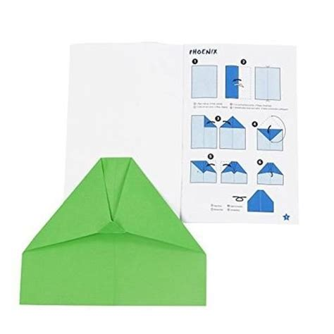 Fold And Fly Paper Airplanes - fold n fly paper airplanes kit in the uae see