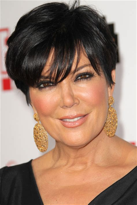 hair cut short like kris kardashian jenner and the technical hairstyles on pinterest kris jenner kris jenner