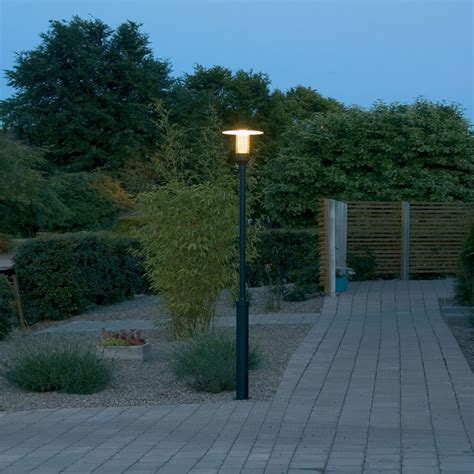 Outdoor L Post In by Konstsmide 403 750 1 Light Outdoor Post
