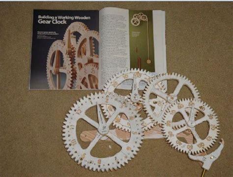 wooden clock plans    woodworking