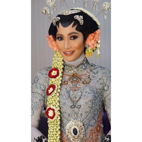 indonesian konde konde pengantin konde pengantin 8 inspirasi makeup paes