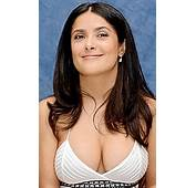 Salma Hayek Breastfeeds A Strangers Baby In Africa After The Mother
