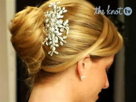 Wedding Hairstyles The Knot by Wedding Hairstyles 6 Hair Accessories The Knot